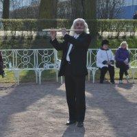 Флейтист :: Вероника Большакова