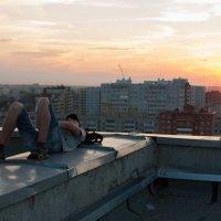 Под небом :: Alina Zakharova
