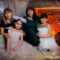 Семья :: Ирина Кондаурова