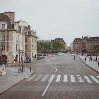 Парижские улочки :: Татьяна Бирюкова
