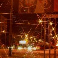 Ночной город :: Виктор
