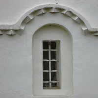 Спасопреображенский монастырь - (0кно-3) :: Sergey Serebrykov