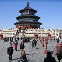 Китай, Храм Неба :: Сергей Ткаченко