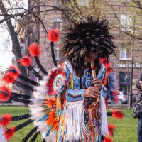Индейцы в городе :) :: Дмитрий С