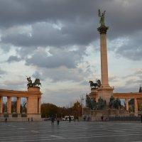 Площадь Героев в Будапеште. :: Инна C