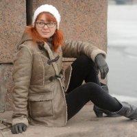 Оглянулась... :: Александр Бабенков