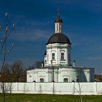 Храм Троицкий в Ельдигино :: Яков Реймер