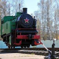 Наш паровоз-вперёд летит(скорее летел) :: Андрей Куприянов