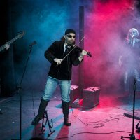 Phil Ginzburg & EXIT LIVE :: Михаил ЯКОВЛЕВ