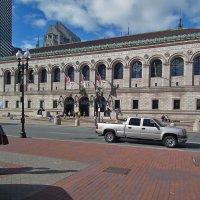 Общественная библиотека, Бостон, :: Vladimir Dunye