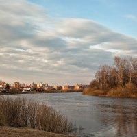 Излучина реки :: Анатолий Тимофеев