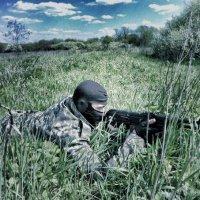 Снайпер :: Николай Сыс