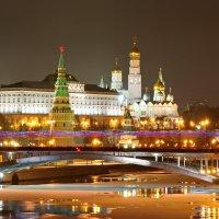 Московский Кремль :: Юрий Кольцов