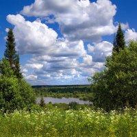 Окно в лето :: Александр Шатров