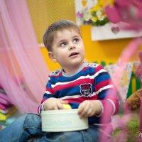 Малыш Рома :: Марина Щуцких