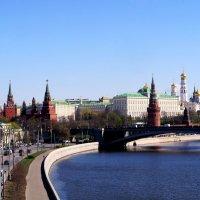 Москва :: Виктория Жуланова