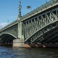 Питер. Дворцовый мост. :: Олег Козлов
