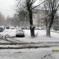 """Заблудшая зима"" :: Валентин Деев"
