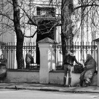 Рука дающего не оскудеет! :: Ирина Данилова