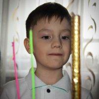 Племяшу 5 лет :: Вячеслав Исаков