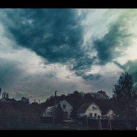 Весеннее небо :: Александр Мартовецкий