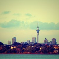 Auckland, New Zealand :: Natalya секрет