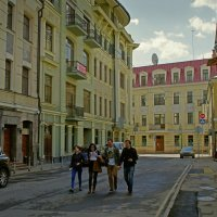 Переулок :: Михаил Рогожин