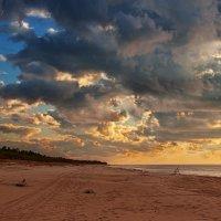 Вот такие у нас пляжи, а вы все Юрмала, Юрмала... :: Peiper ///