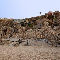 Сказочный домик на берегу Средиземного моря. :: Margarita Shrayner