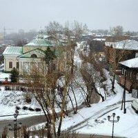 Весна в старом Томске :: Светлана Абатурова