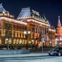 Москва, Площадь Революции :: Иван Дмитриев