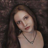 Портрет дочери. :: Евгений Усатов