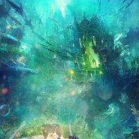 Underwater. Арт-ретушь :: Anna Lipatova