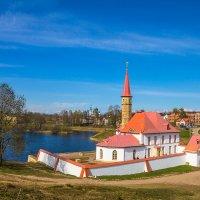Приоратский парк в Гатчине :: Сергей Залаутдинов