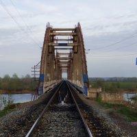 ж.д. мост :: Дмитрий .
