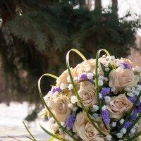 Букет невесты :: Катерина Сергунина