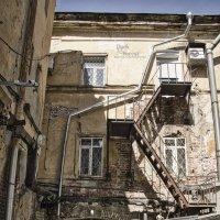 Изнанка города :: Андрей Дыдыкин