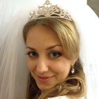 Невеста :: Виктория Бэннэтт