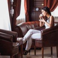 Чашечка кофе :: Марина Барцаева