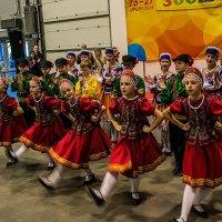 Русские народные танцы :: Денис Бажан