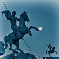 Лунное поло :: Алексей Назаров