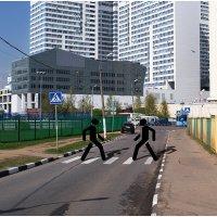 Пешеходный переход ) :: Ренат Менаждинов