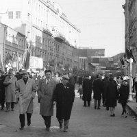 демонстрация 7 ноября 1967 года :: aleksandr Крылов