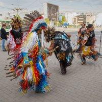 Ритуальный танец :: Павел Myth Буканов