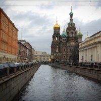Питер в январе :: Денис Белов