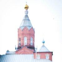 Церковь :: Амина Мухамедзянова