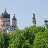 Храм в зелени :: Руслан Безхлебняк