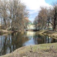 Весна в Таврическом саду. :: Дина Нестерова