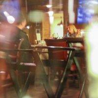 В кафе :: Игорь Чехлов