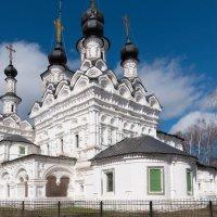 Великий Устюг ,Церковь Вознесения :: Андрей Белокопытов
